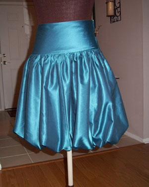 Детские юбки баллон