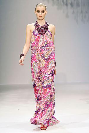 длинные сарафаны 2012 - Стильно и модно