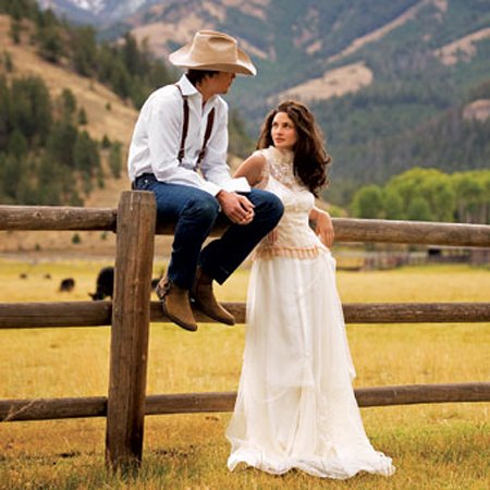 Country Western Wedding Ideas.