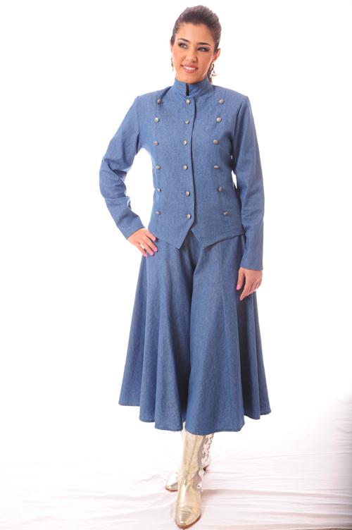 жокейский стиль в одежде - Абсолютно.