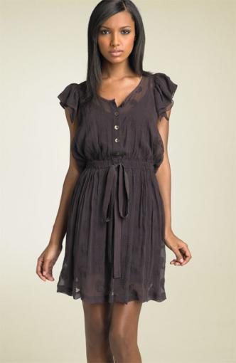 Шифоновые платья модели платьев из