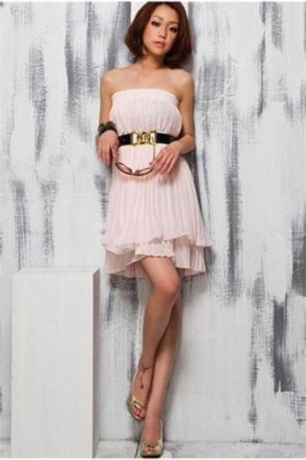 Шифоновые платья. Модели платьев из