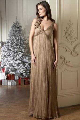 Шелковое Платье Для Беременных 33
